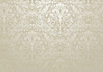 Tapeta Srebrny - Wallpaper