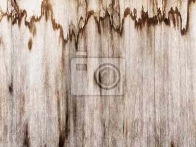 Tapeta Stary brązowy drewna struktura drewna