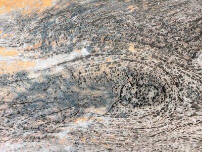 Tapeta stary brązowy drewno tekstury
