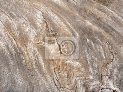 Tapeta Stary drewniany brązowy drewna tekstury