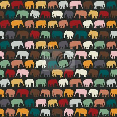 Tapeta strefa słonia