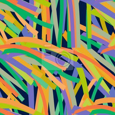 Tapeta Stripe Jungle