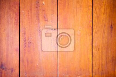 Tapeta Striped deska drewna tekstury tła powierzchni