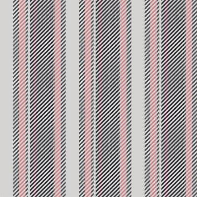 Tapeta Stripes pattern vector. Striped background. Stripe seamless texture fabric.