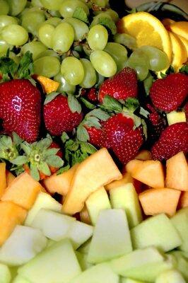 Świeże owoce lata