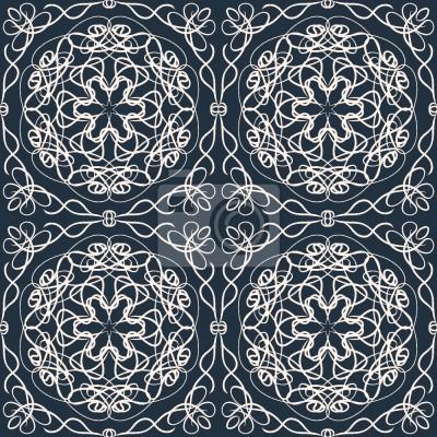 Tapeta Symetryczne Piękno