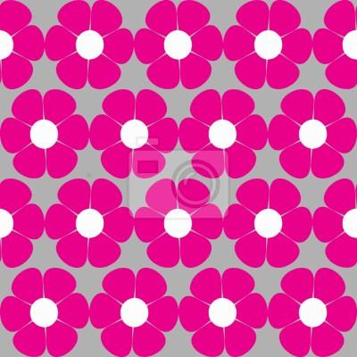 sześćdziesiątych Floral