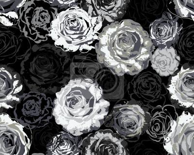 Tapeta Tam gdzie Rosná dzikie róże