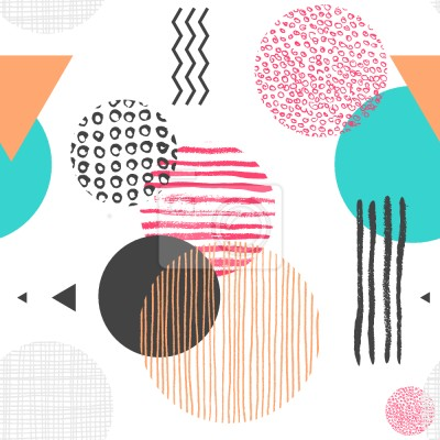Teksturowane kształty