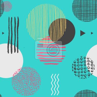 Teksturowane Kształty Geometryczne