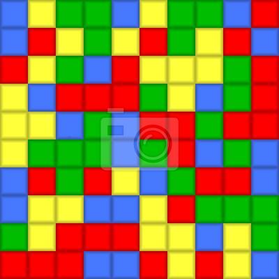 Tapeta Tetrissimo