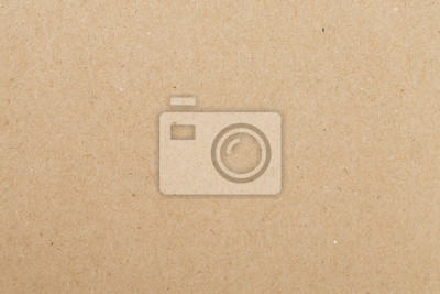 Tapeta Texture Sheet of brown paper
