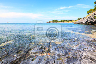 Tapeta Tropikalny widok na morze