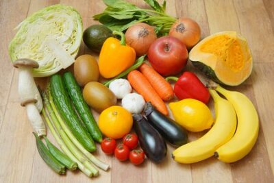 Tapeta Vegetables and fruits