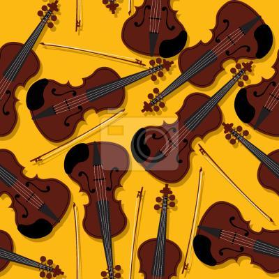 Tapeta Violini