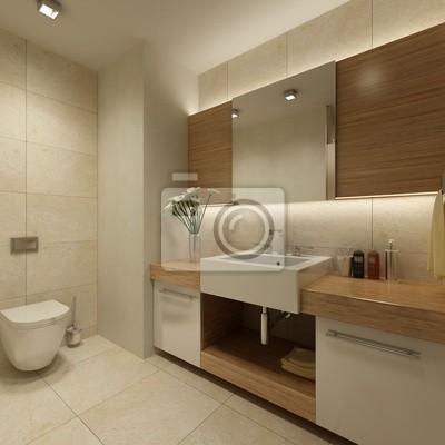 Wnętrza łazienki Tapety Redro