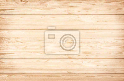 Tapeta Wood wall  plank brown nature  texture background