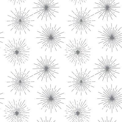 wyciągnąć rękę gwiazda serii szwu wzór