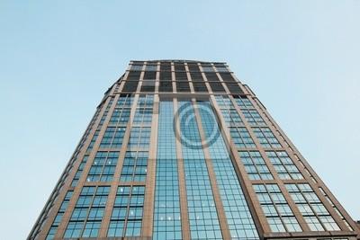 Tapeta Wysoki budynek handlowy w Tajlandii