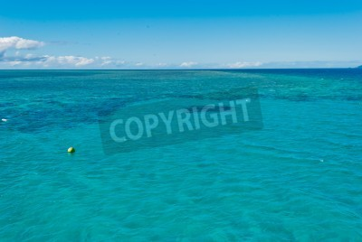 Wyspa Paradise, Zielona Wyspa, Queensland, Australia;