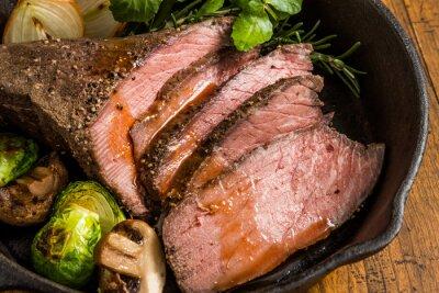 Tapeta 最高級ローストビーフ Freshly made roast beef