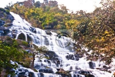 """""""Ya """" Wodospad w Chiang Mai"""