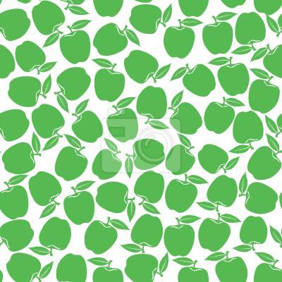 Tapeta Zbieranie Jabłek