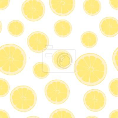 Zdrowe plasterki cytryny
