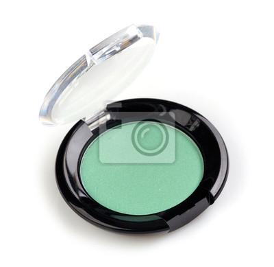 Zielone cienie do powiek
