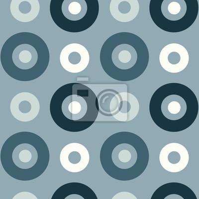 Tapeta Żywe koła hiszpański wzór. Do drukowania, projektowania mody, pakowania, tapetowania